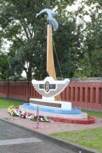 Le monument dédié à la mémoire de Georges Guynemer